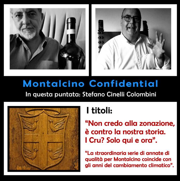 Montalcino Confidential Stefano Cinelli Colombini Dario Pettinelli